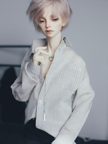 BJD Clothes Boy Long Shirt for SD/70CM Ball-jointed Doll