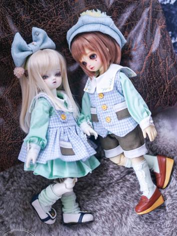 BJD Clothes Girl/Boy Set fo...