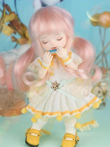 BJD The little witch-Tang Ge *closed-eye version Girl 16cm Boll-jointed doll