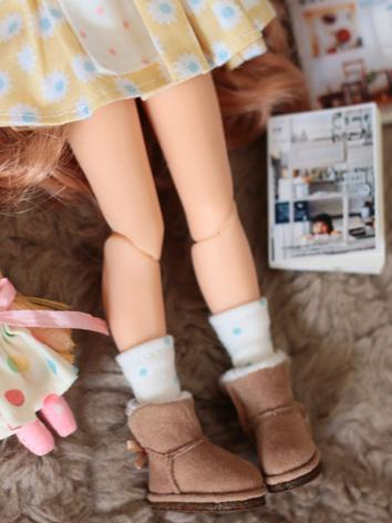 1/8 SIZE Shoes Snow Boots f...