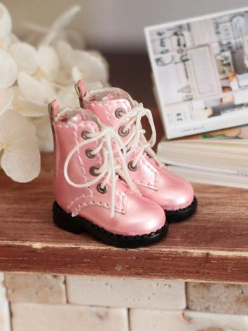 1/8 SIZE Shoes Martin Boots for YOSD Ball-jointed Doll