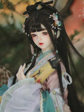 (AS Agency)Limited Edition BJD XueBaochai 62cm Ball-Jointed Doll