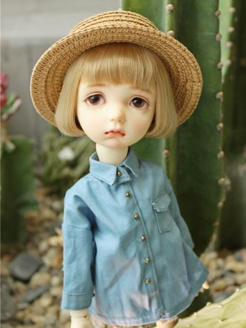 BJD Clothes 1/6 Girl/Boy Wh...