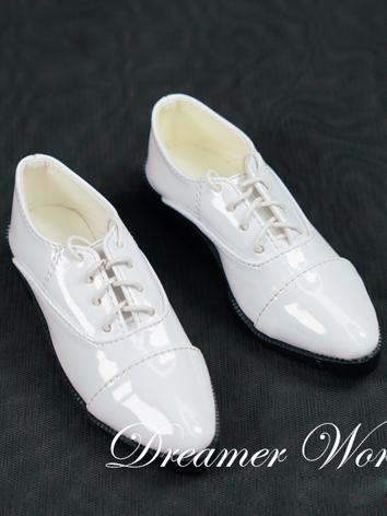 BJD 70cm Shoes Boy Black/White/Brown Shoes for 70cm Ball-jointed Doll