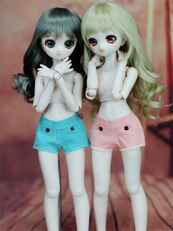 BJD 1/4 Girl Color Hot Pant...