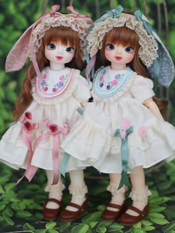 BJD Outfit Girl Dress [My r...