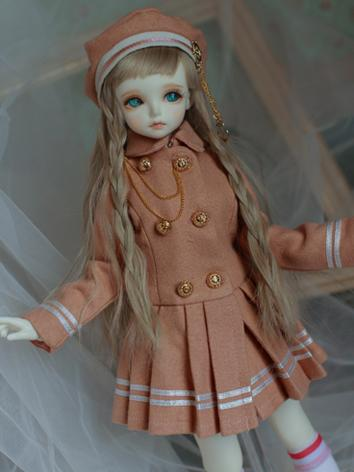 BJD Clothes Girl Set Pink S...