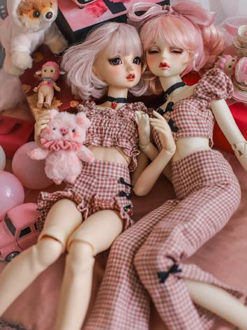 1/3 1/4 Clothes BJD Girl Re...