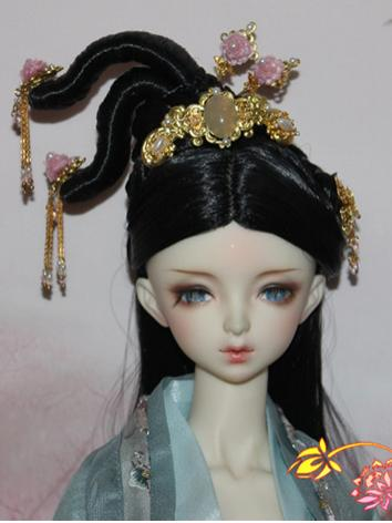 BJD Decoration Ancient Hairpiece Hairwear for SD size Ball-jointed doll
