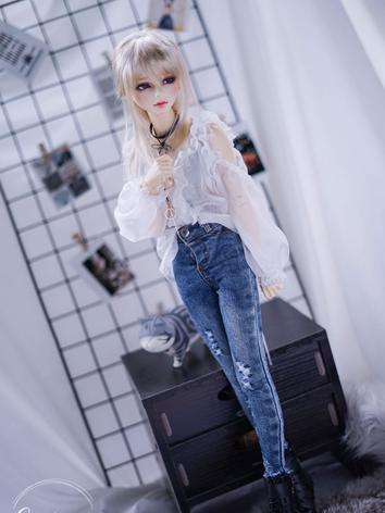 BJD Clothes Girl Transparen...
