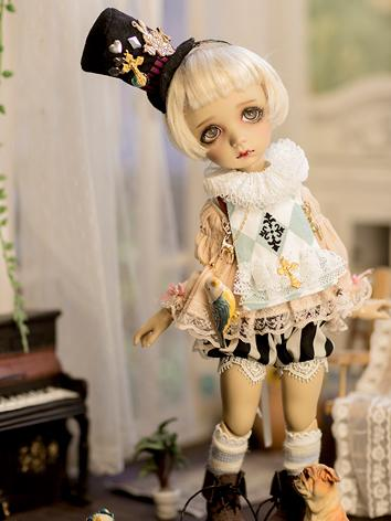 BJD Clothes Boy Europe Retr...