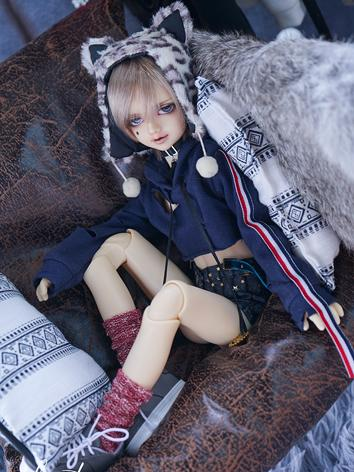 BJD Clothes Boy/Girl Hoodie...