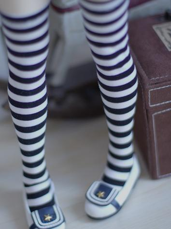 BJD Clothes Striped leggings Pants for SD/YOSD Ball-jointed Doll