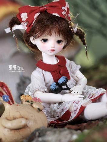 BJD Mira 27cm Girl Ball-joi...