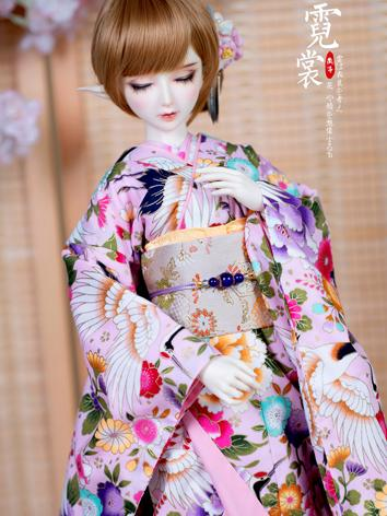 BJD Clothes Girl/Boy Pink K...