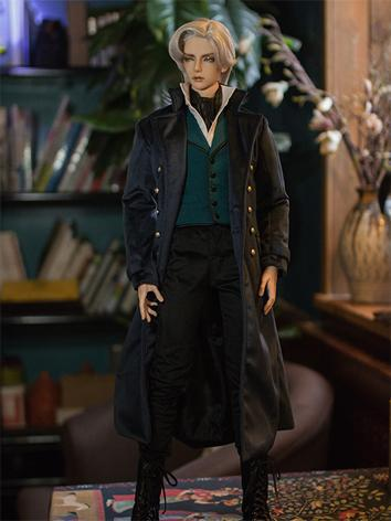 BJD Clothes Boy Windcoat Lo...