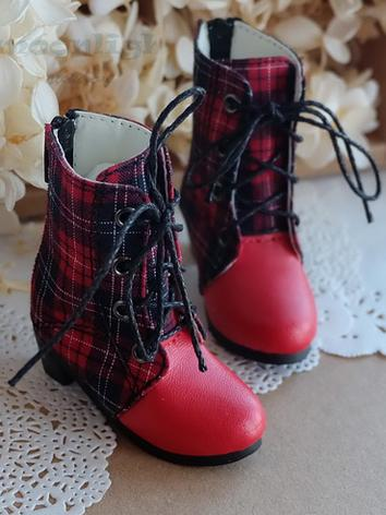 BJD 1/4 Shoes Girl Short Bo...