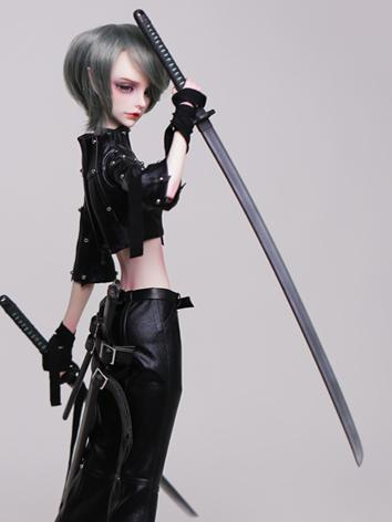 BJD Sword Long Qingzhi Swor...