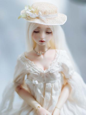 BJD Fullset Limited LingLu - Lily of The Valley 32cm Girl Ball-Jointed Doll