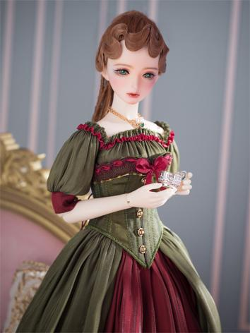 BJD Yilia 32cm Girl Ball-Jointed Doll