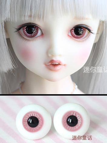 BJD EYES 14MM/18MM Pink Eye...