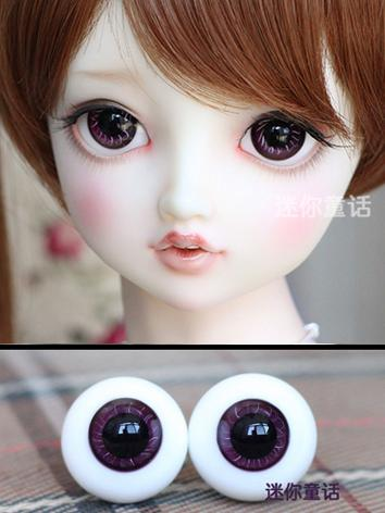 BJD EYES 12MM/14MM/16MM/20MM Red Eyeballs Ball Jointed Doll