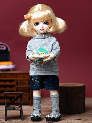 BJD Clothes Boy/Girl 1/6 size Sports Set for YOSD Ball-jointed Doll