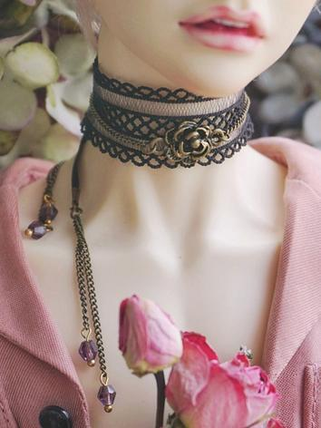 BJD Necklace Choker for SD/70cm Ball-jointed doll