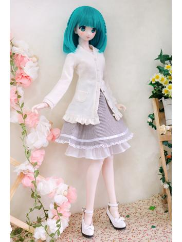 BJD Sweater Coat Cardigan P...