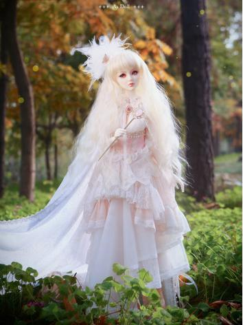1 Set In Stock Clothes Girl Fantastic Dreamy fullset/Fairy Wing CL3140829 for SD Ball-jointed Doll