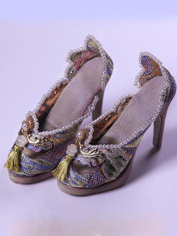 Bjd Shoes 1/3 High-heels SHOES SH317122 for SD Size Ball-jointed Doll