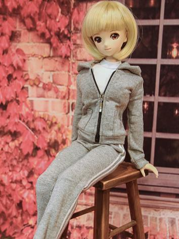 BJD Clothes Girl Sports Sui...