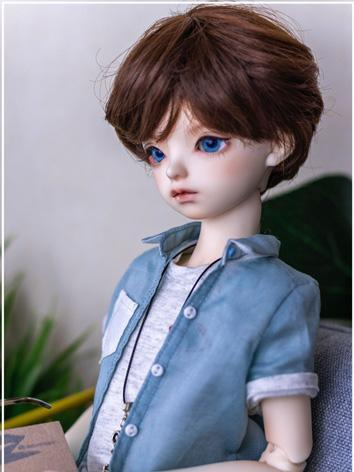 BJD Jim 43.5cm Boy Ball-joi...