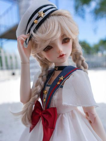 BJD Dove 43.5cm Girl Ball-j...