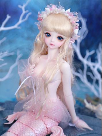 One Set In Stock BJD Mermai...