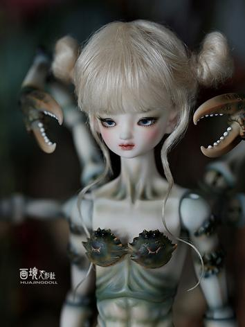 Limited 40 BJD QingYi 28.6cm Girl Ball-jointed doll