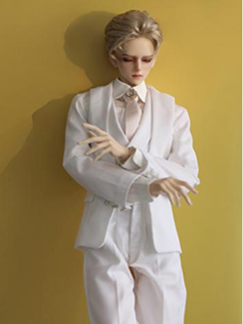 Bjd Clothes 74+ White Male ...