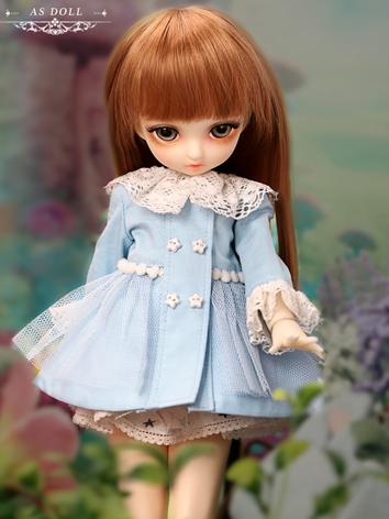 Bjd Clothes 1/6 Kawaii Bubb...