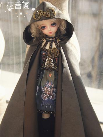 BJD Clothes Girl Gray Dress...