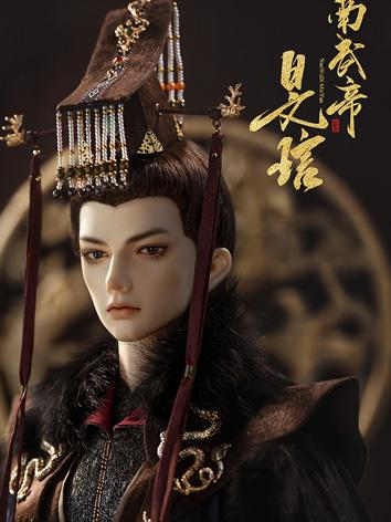 15% off Time Limited BJD Emperor Southern Wu-Min Yan Boy 73cm/80cm Ball-jointed doll