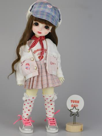 Bjd Clothes Girl White and ...