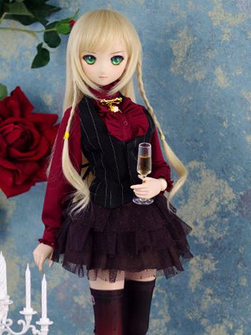 BJD Clothes SD/DD Girl Blac...