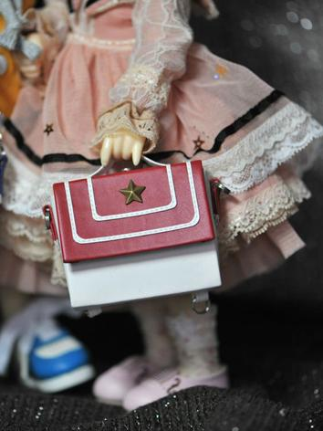BJD Bag Girl Blue/Pink/Red ...