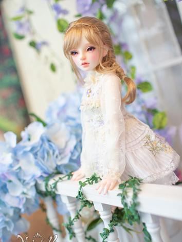 BJD Blanche 42cm Girl Ball-...