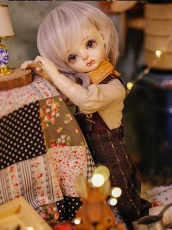 BJD Moran 27cm Girl Ball-jo...