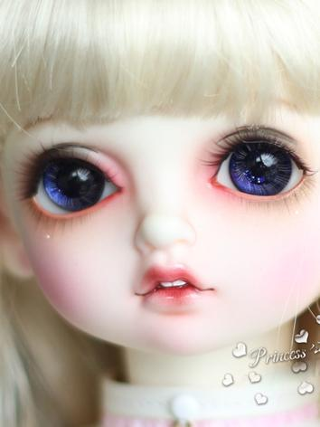 Eyes 12mm/14mm/16mm/18mm Purple Eyeballs for BJD (Ball-jointed Doll)