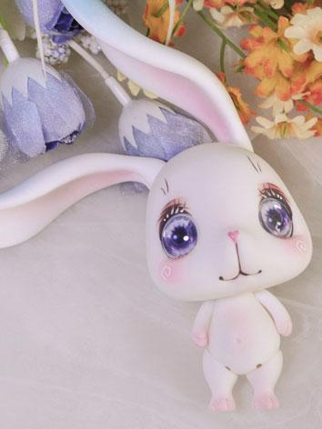 BJD 1/12 Pets Rabbit  Ball-...