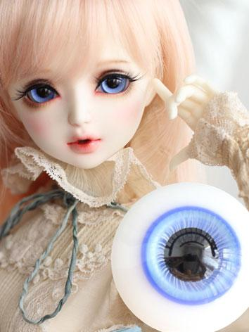 Eyes 16 /18mm Blue Eyeballs...