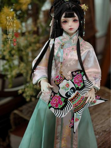 Bjd Clothes 1/3 youth Ancient Outfit Linglong CL3161123 for SD Ball-jointed Doll
