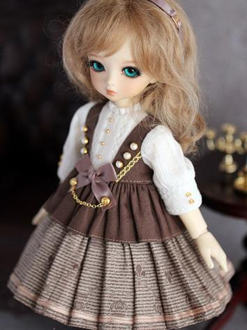BJD Western Style Clothes c...